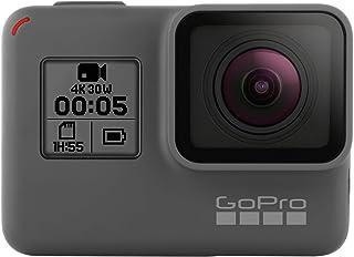 GoPro HERO5 kamera – svart, Kamera (2016 utgående modell), Svart, 0 UK