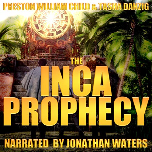 『The Inca Prophecy』のカバーアート