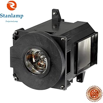 M260X M260XC M260XS Projector by Stanlamp M230XG M260W M260W NP15LP Replacement Lamp Special Upgraded Design Bare Bulb Inside with Housing for NEC M230X M230X