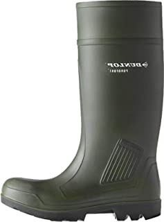 Dunlop New Mens D460933 Purofort Pro Non-Safety Gents Pull-On Wellington Boots