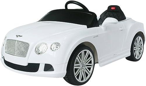 100% garantía genuina de contador RunRunToys Coche Bentley GTC eléctrico eléctrico eléctrico 12V para Niños + 3 años y Control Remoto (Herrajes Multimec 4024)  tienda de bajo costo