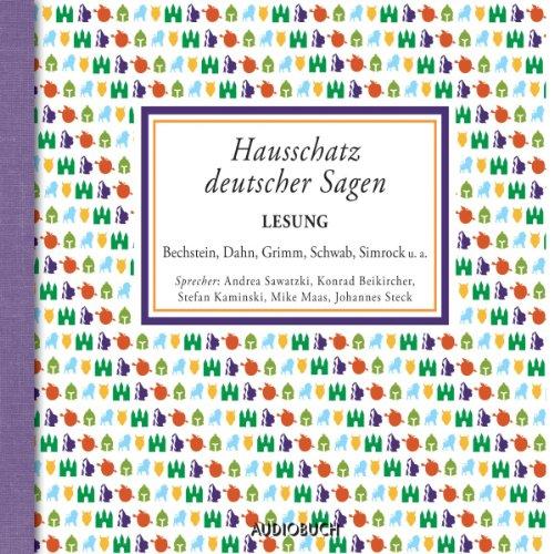 Die Kinder von Hameln - Der Rattenfänger (aus: Hausschatz deutscher Sagen) Titelbild