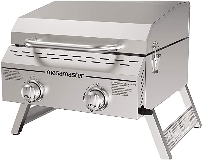 Megamaster 820-0033M Propane Gas Grill - Best Performance
