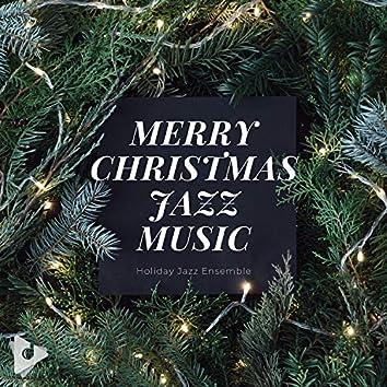Merry Christmas Jazz Music