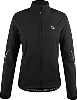 Women's Windproof Thermal Softshell Cycling Running...