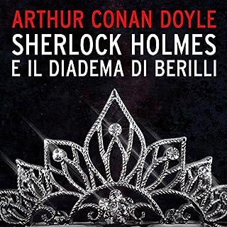 Sherlock Holmes e il diadema di Berilli copertina