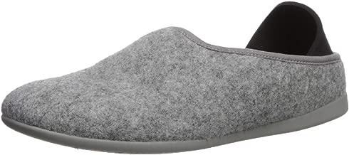 mahabis Classic 2 Slipper, Light Grey, 7 M/8.5 W M US