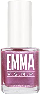 EMMA V.S.N.P. Respect My Privacy, 12+ Free Nail Polish, .5 Ounces