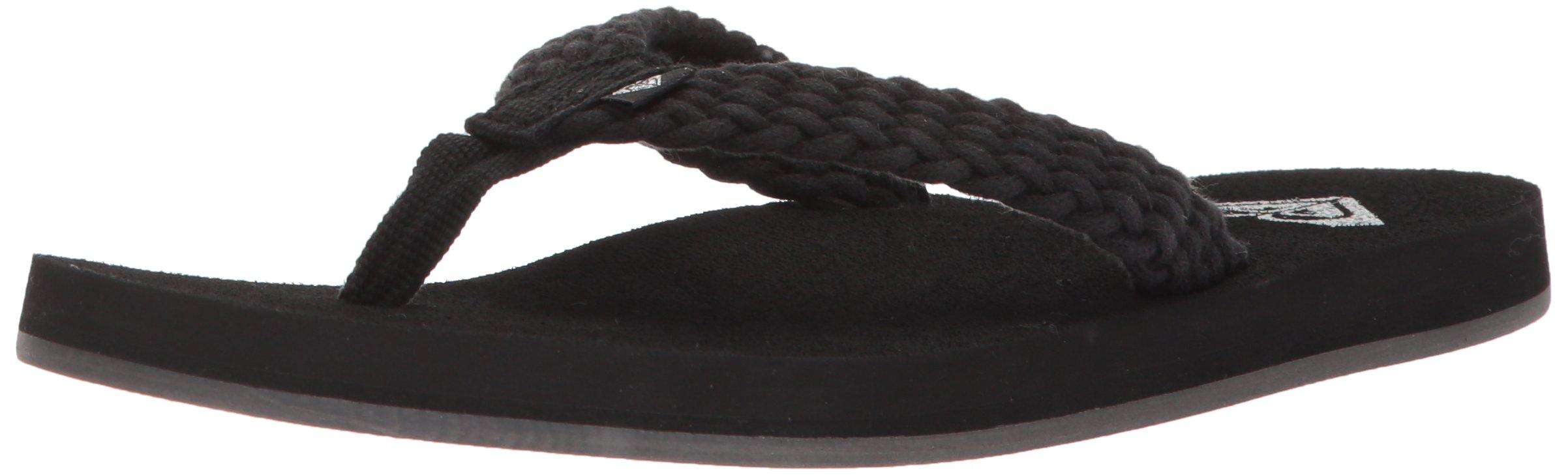 Roxy Womens Porto Sandal Flip Flop