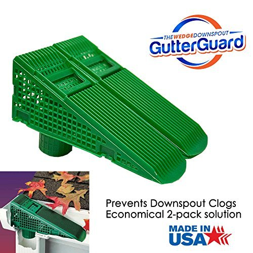 The Wedge the Gutter Guard