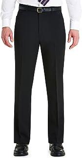 Farah Mens Frogmouth Pocket Formal Smart Trouser Pants Size