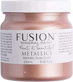 Fusion Mineral Paint Metallics (250 ml, Rose Gold)