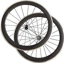 LOLTRA Carbon Bike Wheels with Powerway R36 Hub and Aluminium Braking Surface