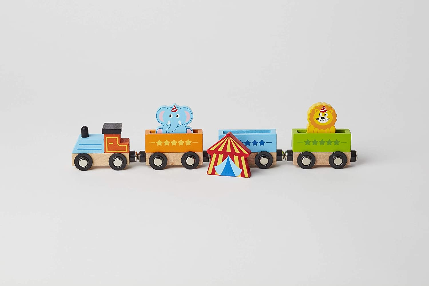 The Original Toy Company Ranking TOP14 Wood ! Super beauty product restock quality top! Train Playset Circus -