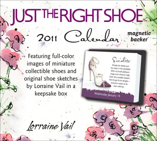 Just The Right Shoe 2011
