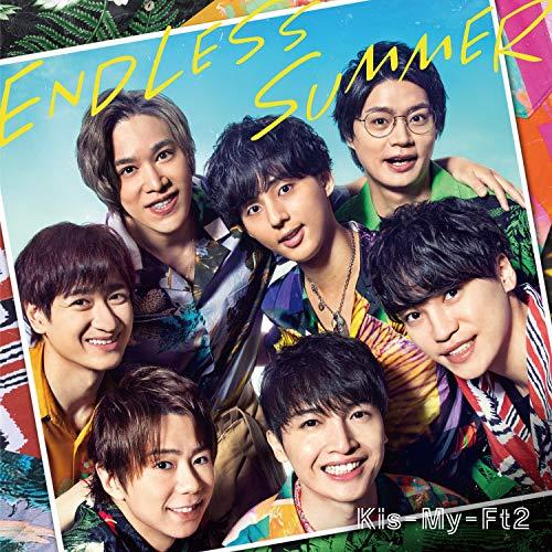 【メーカー特典あり】 ENDLESS SUMMER(CD)(通常盤)(ポストカードB付き)