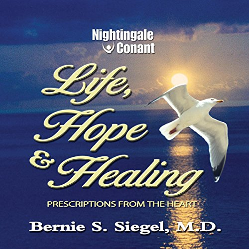 Life, Hope and Healing audiobook cover art
