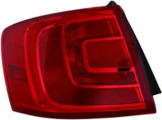 DEPO 341-1931L-AS Volkswagen Jetta Driver Side Tail Lamp Assembly