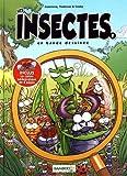 Les Insectes en BD - tome 01