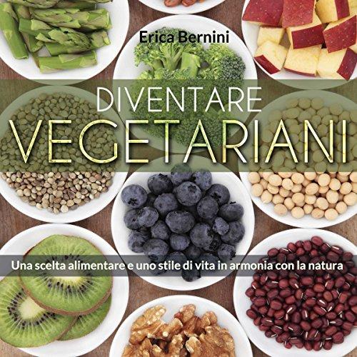 Diventare vegetariani audiobook cover art