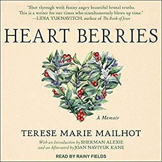 Heart Berries audiobook cover art