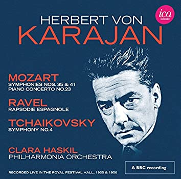 Mozart, Ravel & Tchaikovsky: Orchestral Works (Live)