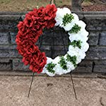Cemetery-Wreath-Memorial-Flowers