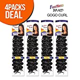 Synthetic Hair Braids FreeTress GoGo Curl...