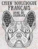 Chien Bouledogue Français - Livre de coloriage