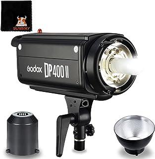 GODOX DP400II GN65 400Ws 2.4G HSS 1/8000s Studio Strobe Flash Light (DP400II)