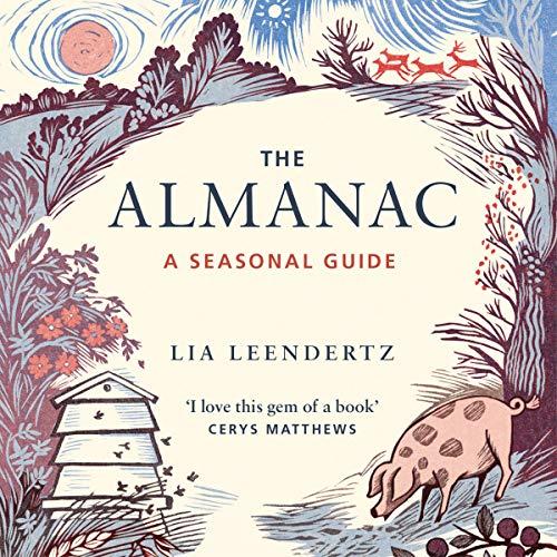 The Almanac audiobook cover art