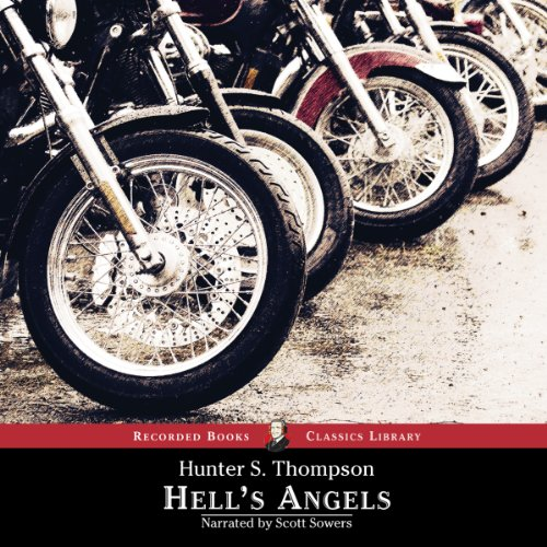 Hell's Angels cover art