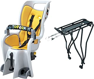 Topeak Baby Seat II 26in Disc Rack Bicycle Baby Seat