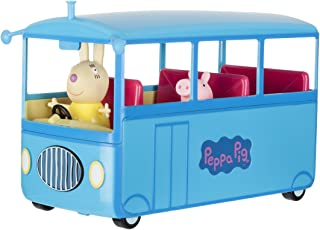 Peppa Pig's School Bus Deluxe Vehicle