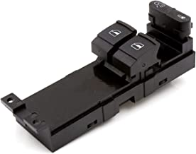Power Window Master Switch Replace for Skoda fabia octavia VW Golf MK4 2 Door 1J3 959 2000-2004 OE:1J3959857 Front Left Driver Side Power Lifter Control Switch Comes with a Removal Tool