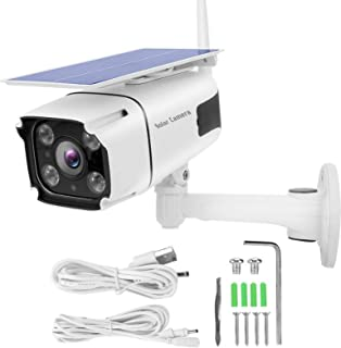 Waterproof Human HD Power Cam Motion Detection Cam Door Courtyard for Fish Pond