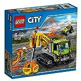 LEGO 60122 - City - Volcán, robot de búsqueda (6137119)