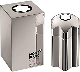 Mont Blanc Emblem Intense For Men 100ml - Eau de Toilette