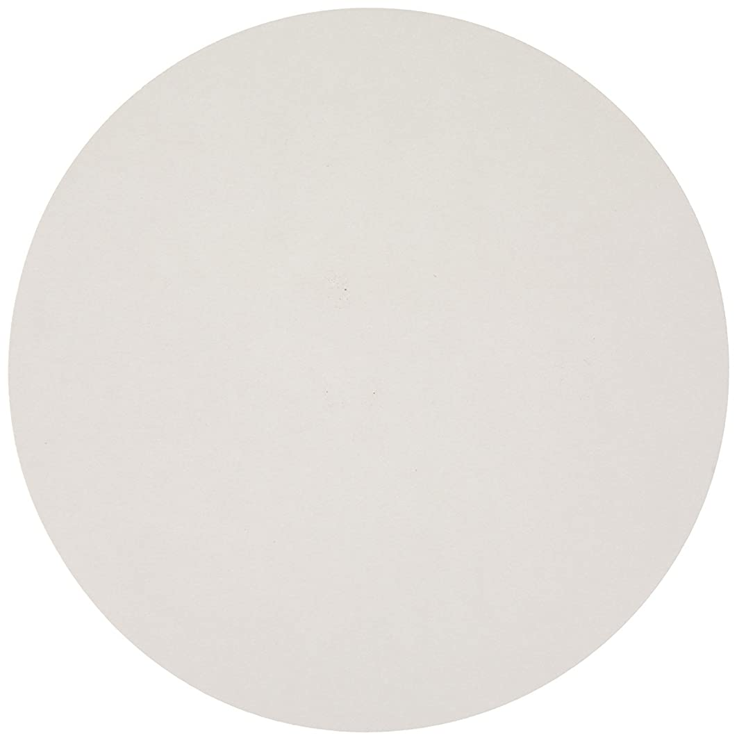 Whatman 4712B55PK 1001270 Grade 1 Qualitative Filter Paper, 270 mm Thick and Max Volume 571 ml/m (Pack of 100)