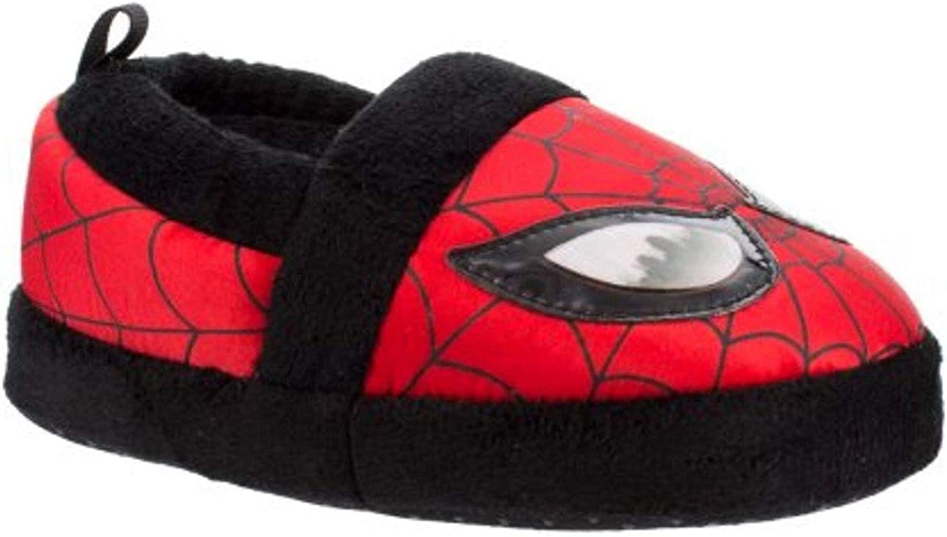 Spiderman Boys Slippers (Small)