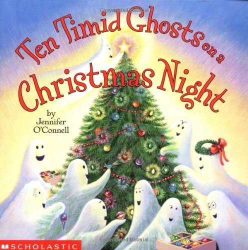 Ten Timid Ghosts on a Christmas Night (Read)