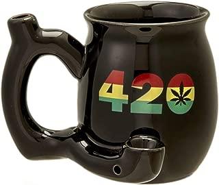 FASHIONCRAFT 420 Mug with Rasta Colors