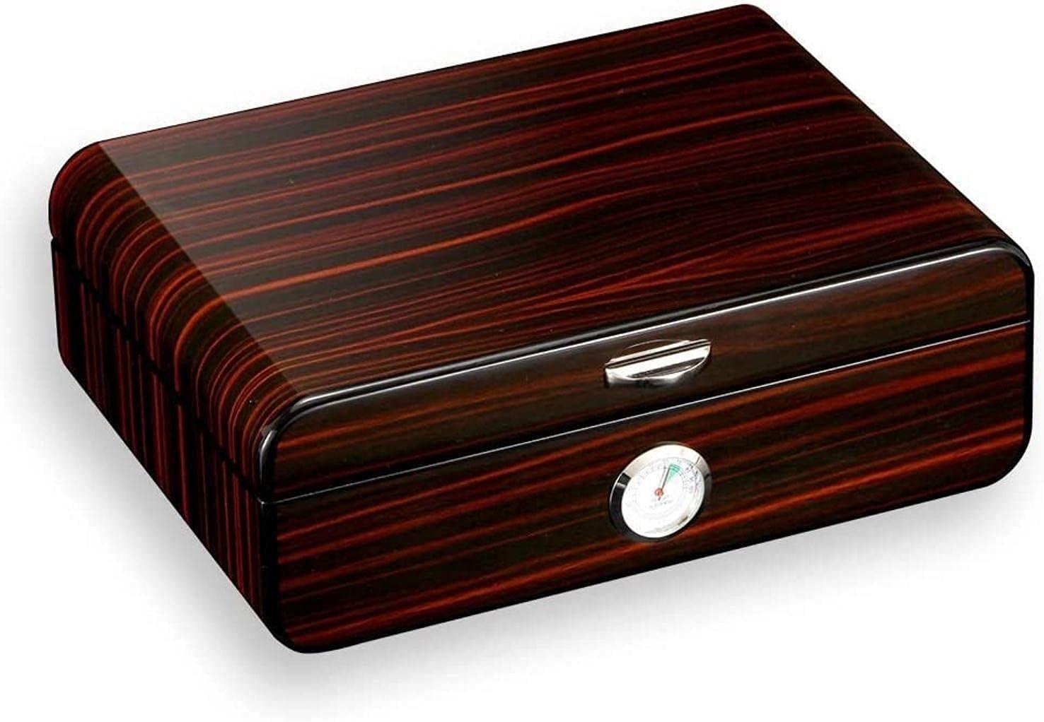 ZHJBD Smoking Set Cigar Accessories trust Box Cedar Philadelphia Mall Humidor Wood