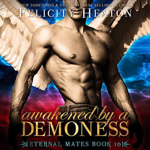 Awakened by a Demoness audiobook cover art