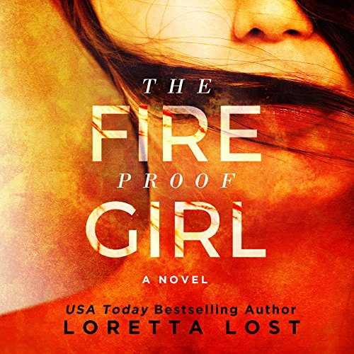 The Fireproof Girl audiobook cover art