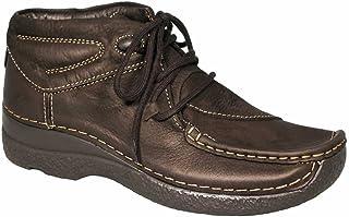 los nuevos estilos calientes Wolky Seamy 6259900 - Zapatillas para Mujer, Color Negro Negro Negro  promociones emocionantes