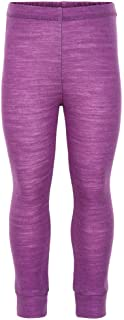 Me Too by Scandinavian Kidz ECO Thermal Boy Girl Kids Wool-Bamboo Long Johns-Underwear-Bottoms (2 Colors, 3-6 Years)
