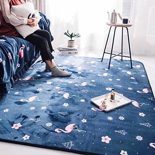 Tapis de sol de tapis, tapis de salon, tapis de chambre à coucher tapis, surface de couverture douce et confortable. - Qualité de première classe (taille : 150×190cm)