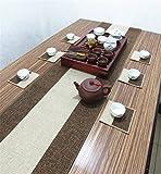 Sucastle® 35x350cm panno Runner per tavolo,Tovaglie
