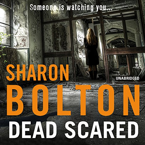 Dead Scared audiobook cover art